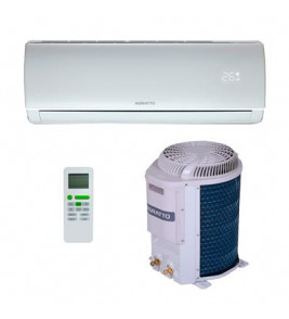 Ar Condicionado Agratto Split Eco Top 9.000 Btus Frio - 220v